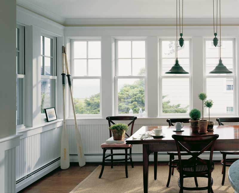 andersen double hung windows traditional andersen sells hollowcore vinyl business to ply gem residential products online