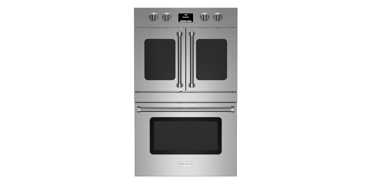 Bluestar Debuts Double Electric French Door Wall Oven