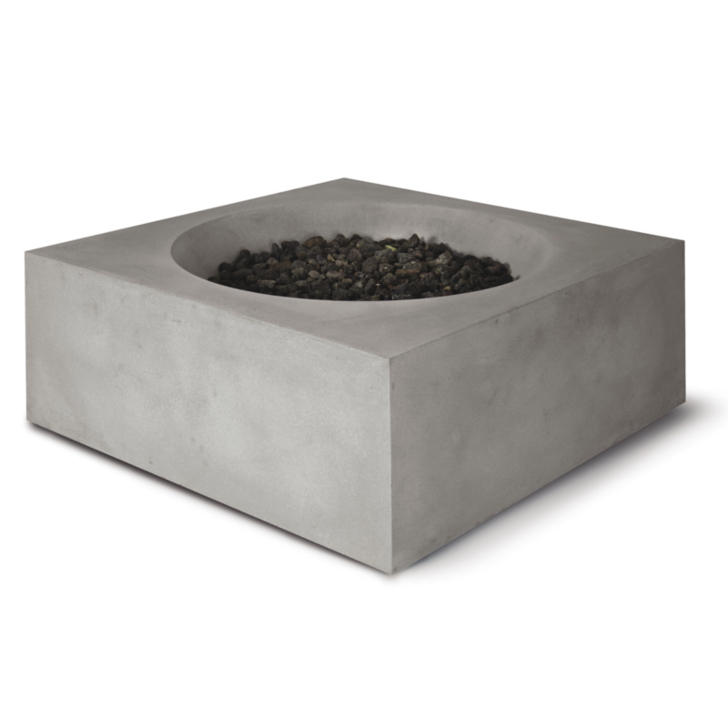 Eldorado stone lyra fire bowl residential products online for Eldorado stone fire bowl