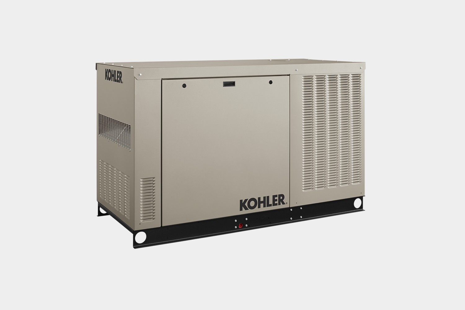 A New Standby Generator For Large Homes, Small Businesses
