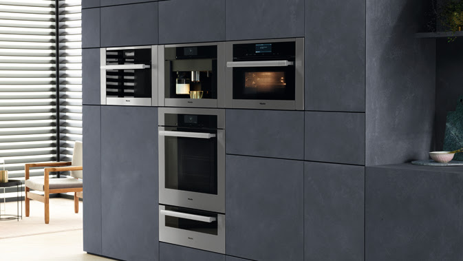 Miele Introduces Entry Level Cooking Appliances