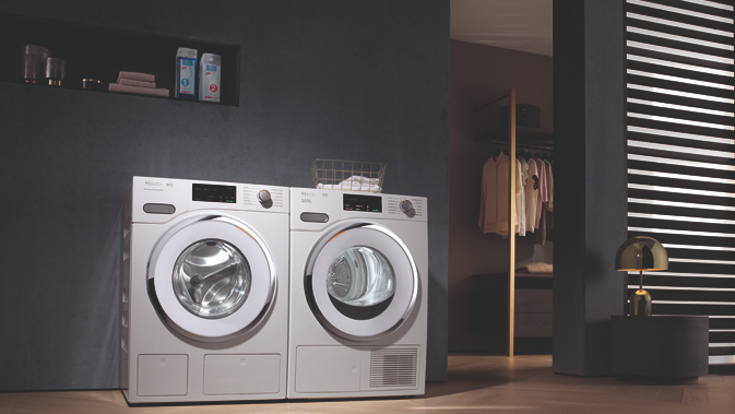 Miele Launches Washer Dryer Pair With Specialized