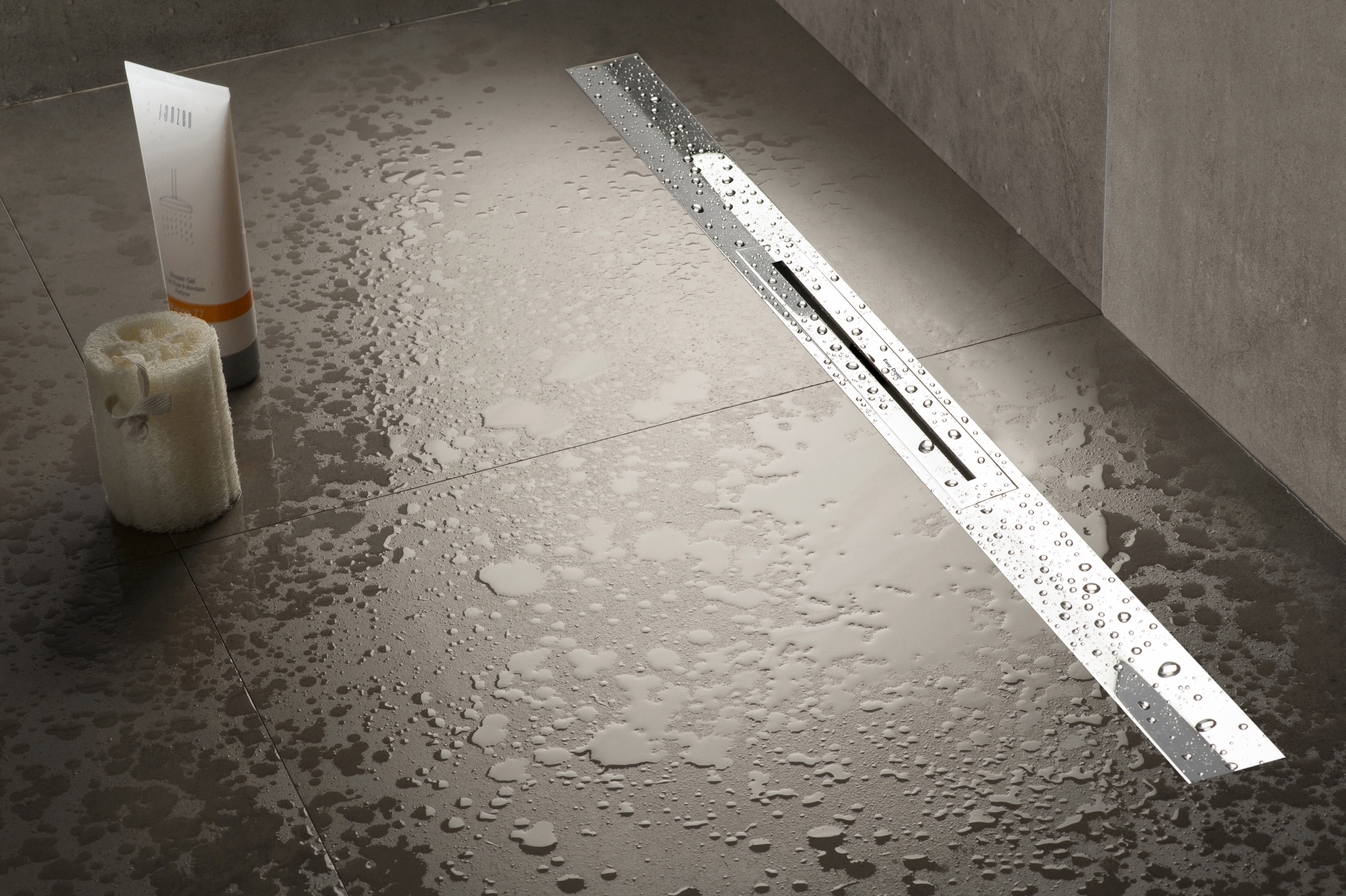Easy Drain Debuts Linear Product With Subtle Slope