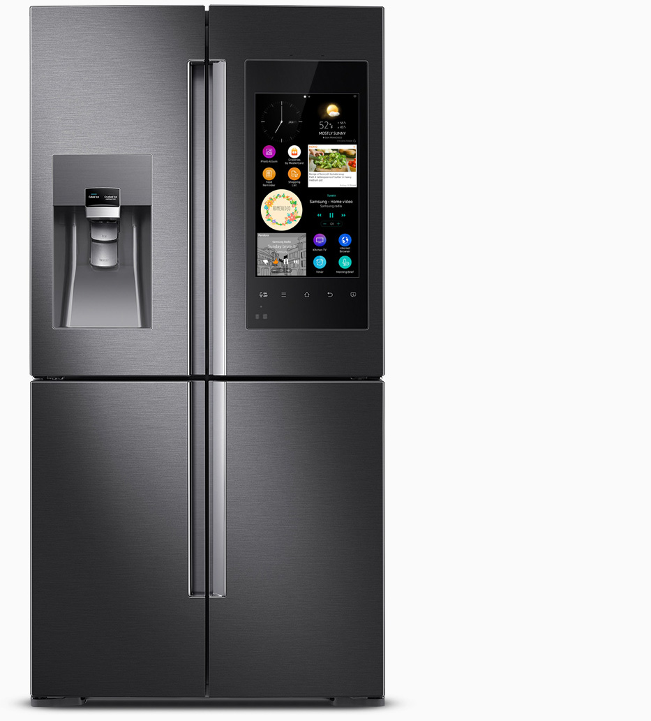 Samsung Family Hub Fridge Residential Products Online