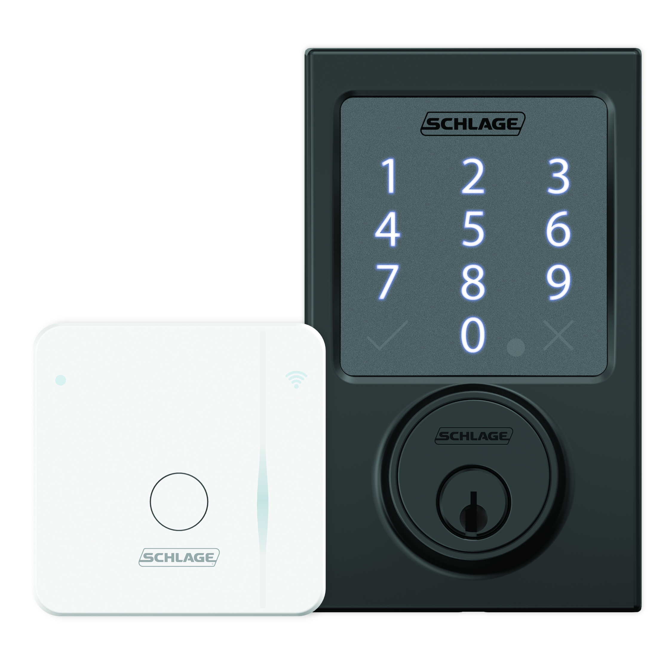 Schlage Updates Smart Deadbolt With Remote Locking