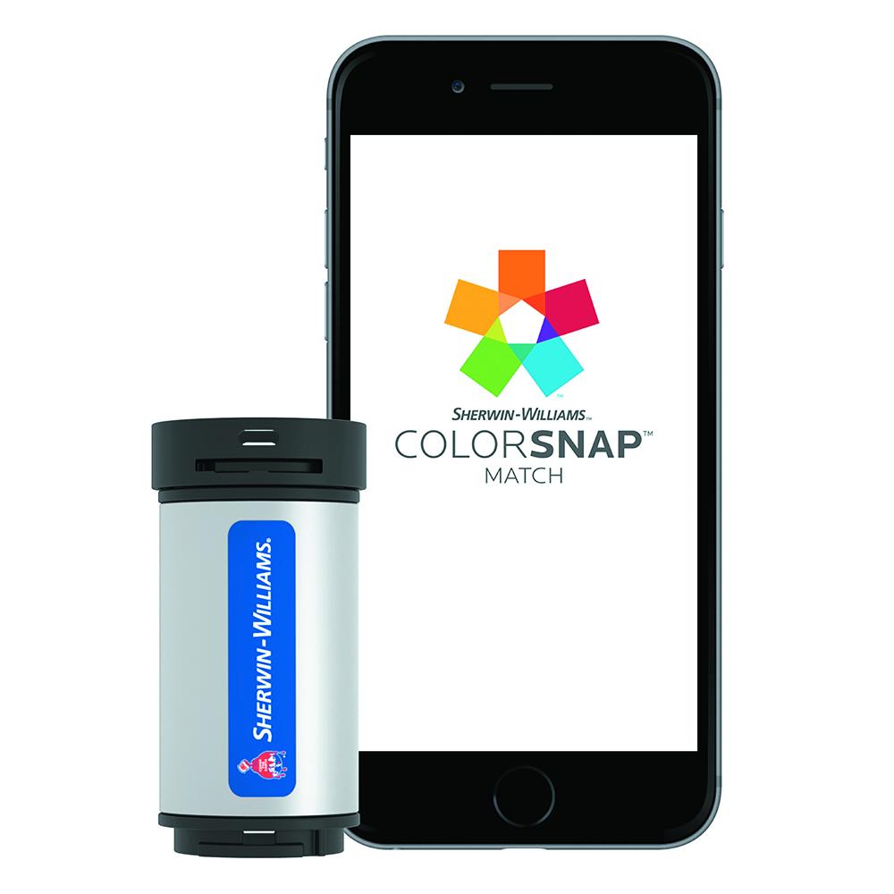 Sherwin-Williams Portable ColorSnap Match Tool