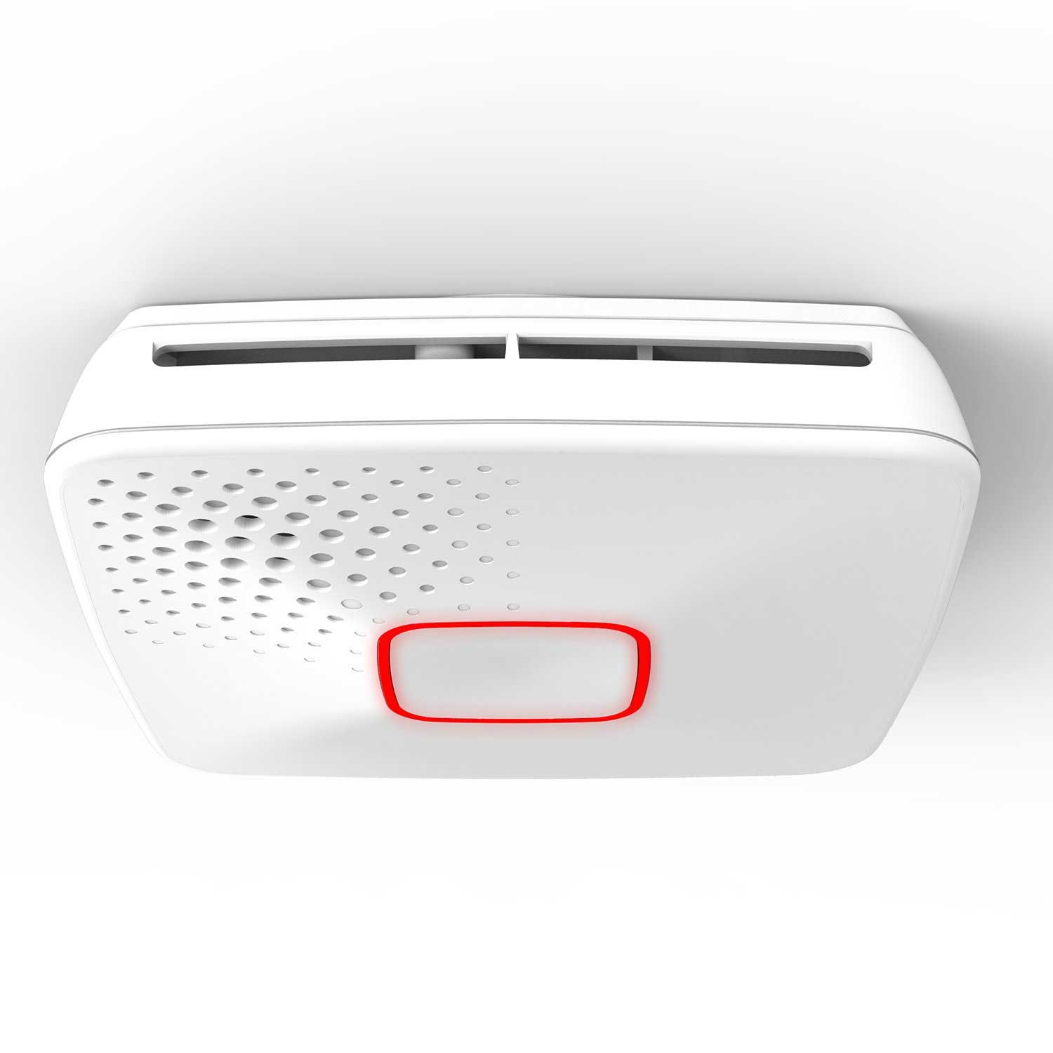 A New Wireless Smoke + Carbon Monoxide Alarm | Residential Products ...