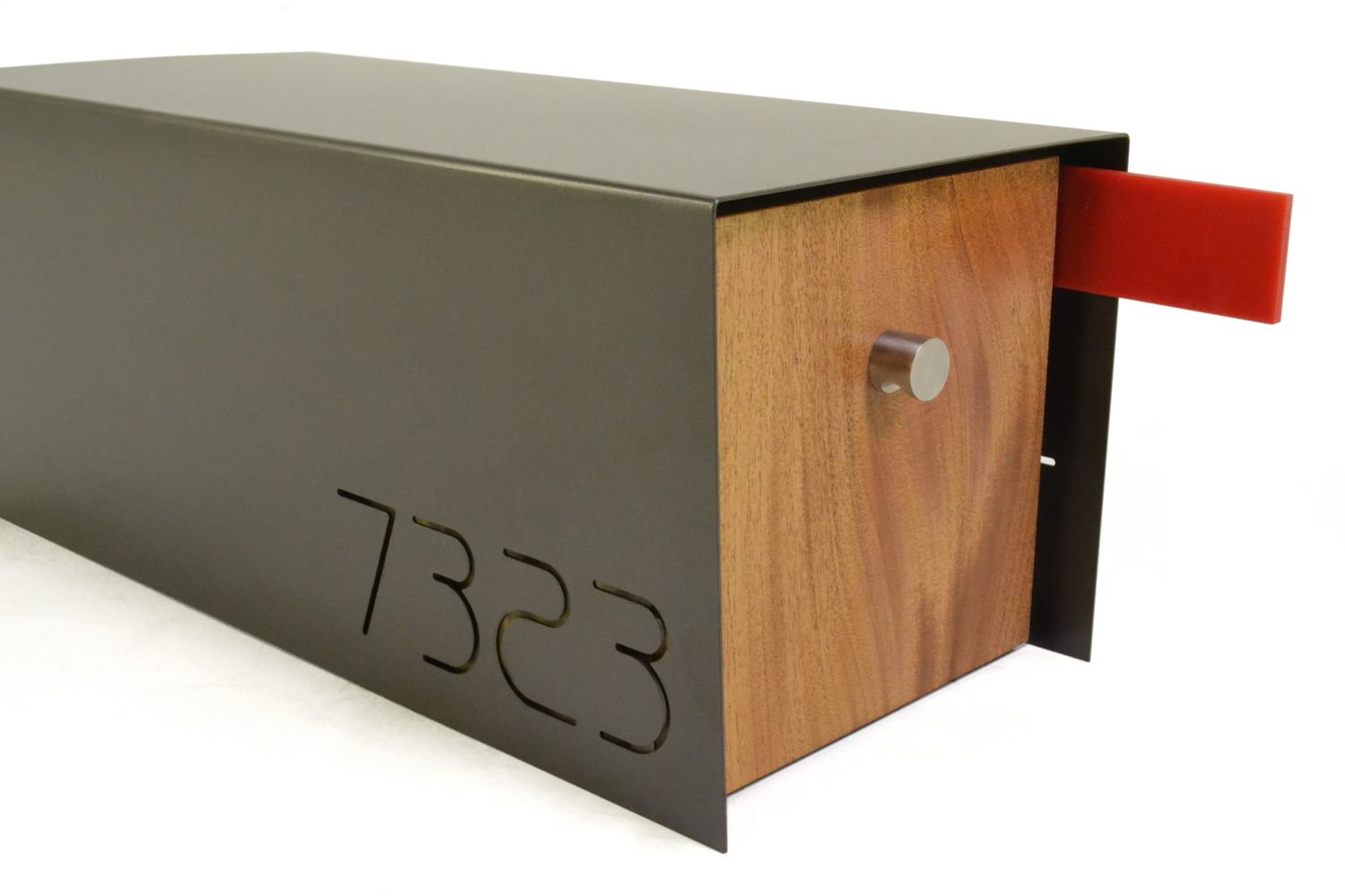 A Cool Modern Home Needs A Mailbox Like This Residential