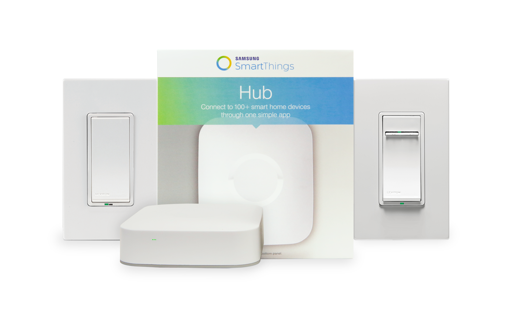 Samsung, Leviton Announce Affordable Whole-House Automation ...