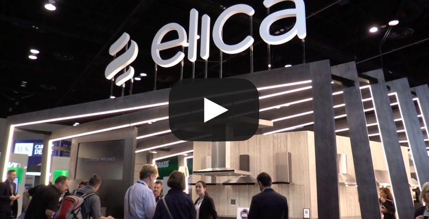 Elica at KBIS 2018