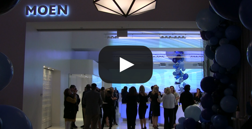Moen Showroom opening Chicago