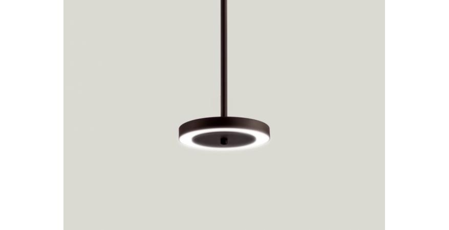 the Royer lighting Collection from the ceiling