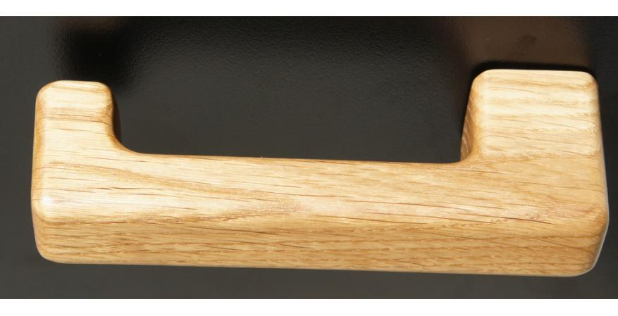 Tirar has unveiled what it is calling the first line of solid wood door pulls and levers for the architecture and design market.
