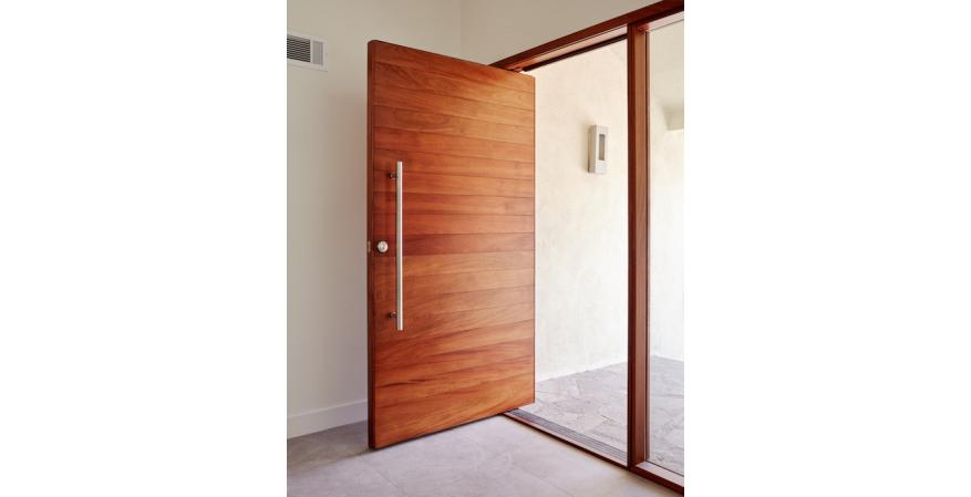 Is A Pivot Door Right For Your Next Project