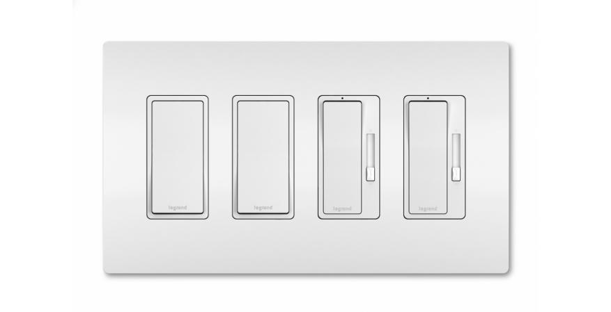 Dimmers conserve energy and create the perfect mood by adjusting light levels with a single slider.