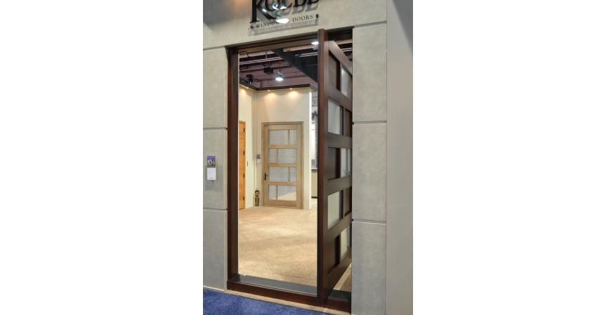 Kolbe Windows And Doors Pivoting Door.
