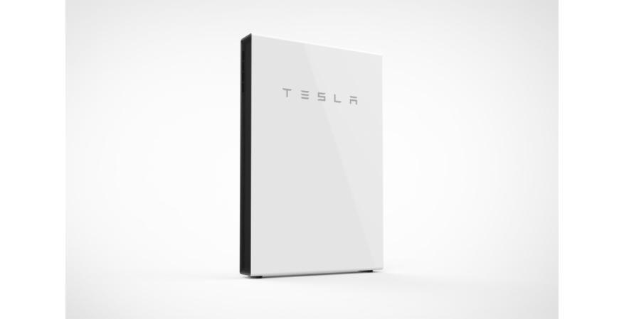 Tesla Powerwall 2DC