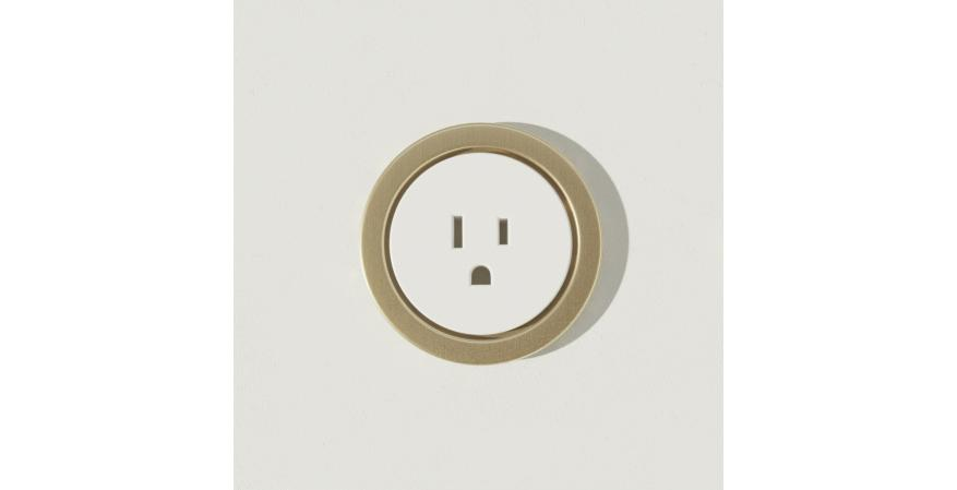 Juniper Ground Control white outlet