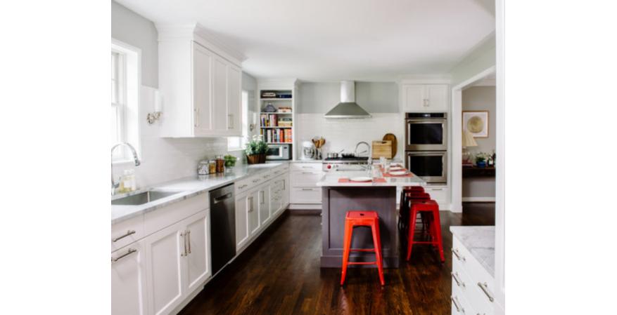 Lenox Road kitchen remodel