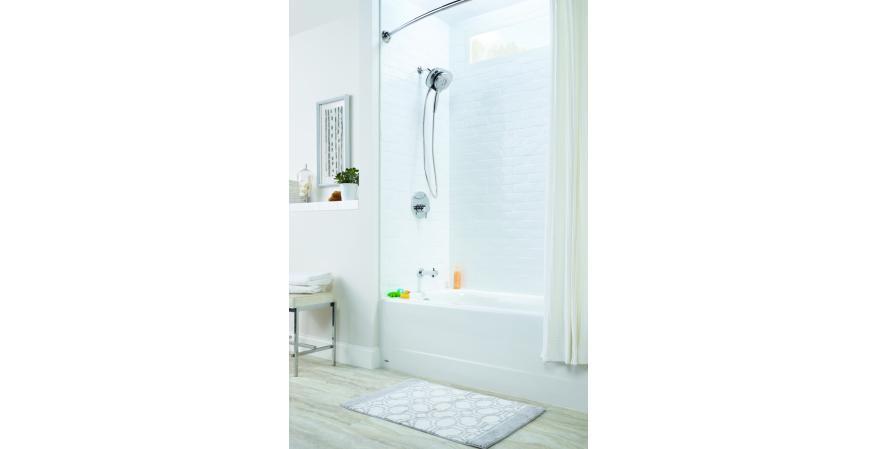 American Standard Spectra+ Duo two-in-one showerhead