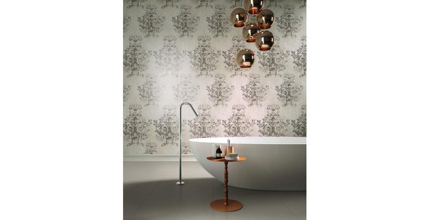 Ariana Ceramica Canvas wallpaper collection