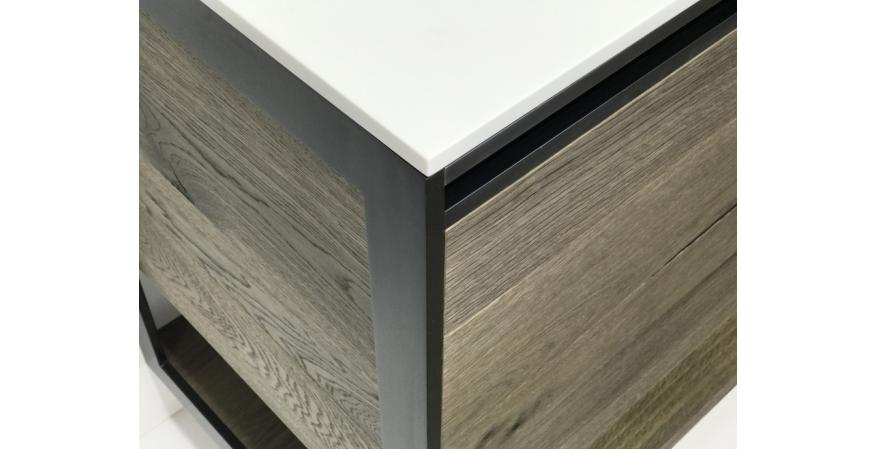 Furniture Guild Avant vanity corner