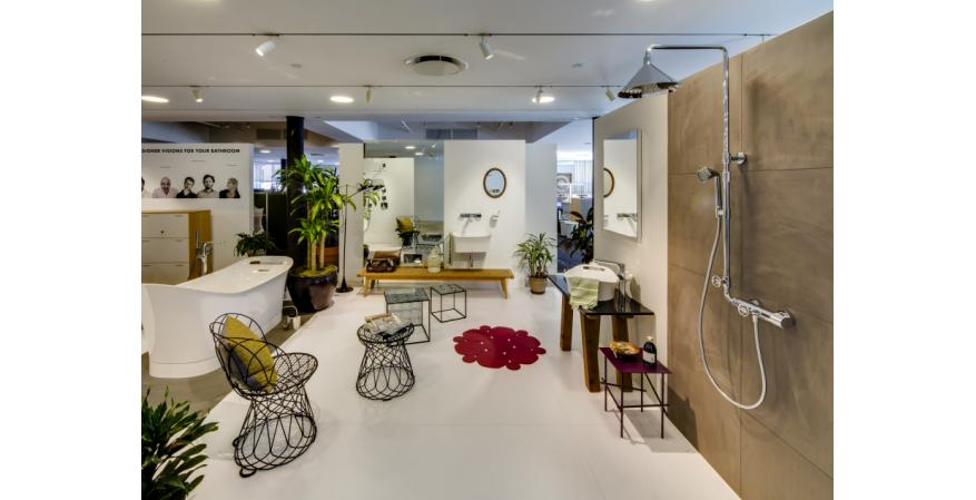 New interactive k b showrooms let buyers try before they for Pirch atlanta