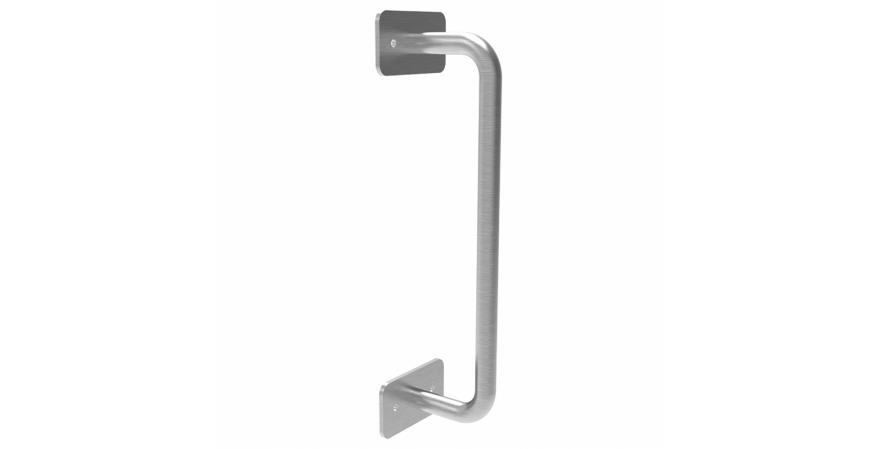 Federal Brace stainless steel Rustic Bar Door handle