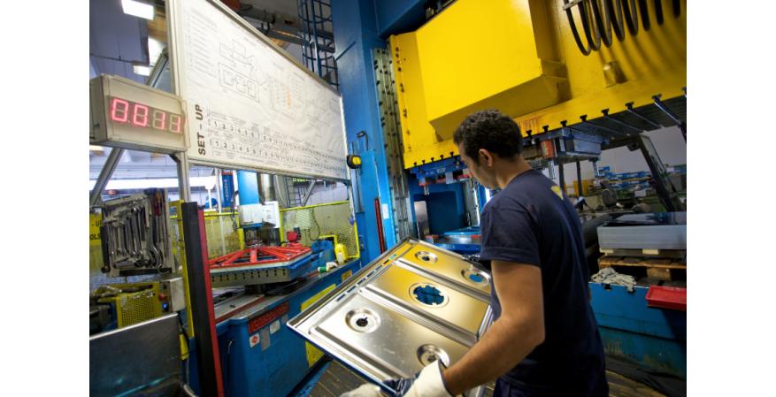 Bertazzoni factory