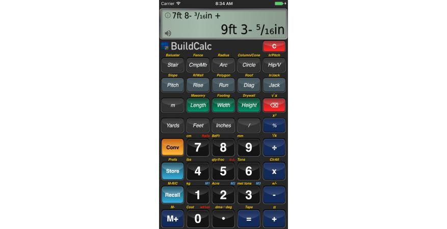 Build Calc