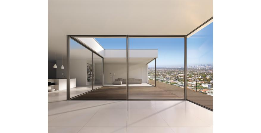 Nanawall Unveils Ultra High End Minimal Sliding Glass