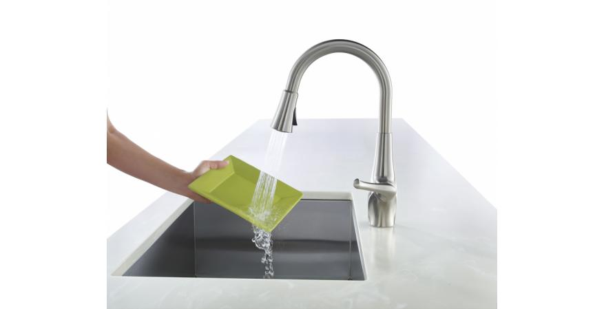 Pfister, GE Collaborate on Filtering Faucet | Residential Products ...
