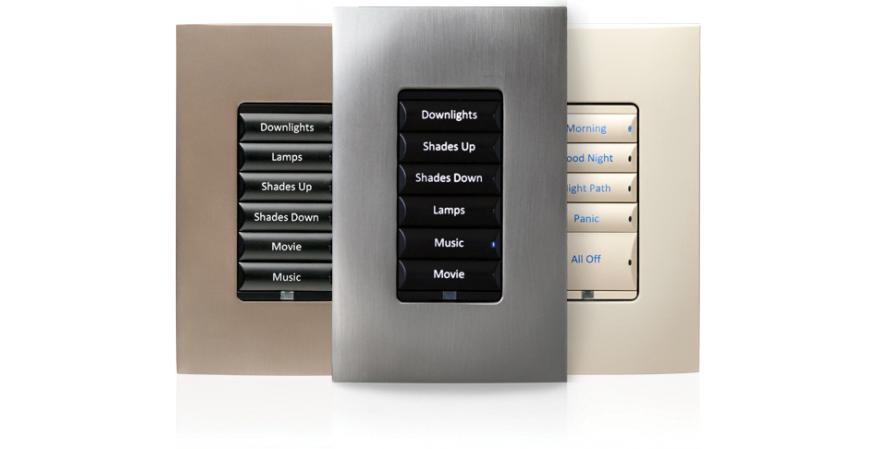 Control4 smart lighting controls