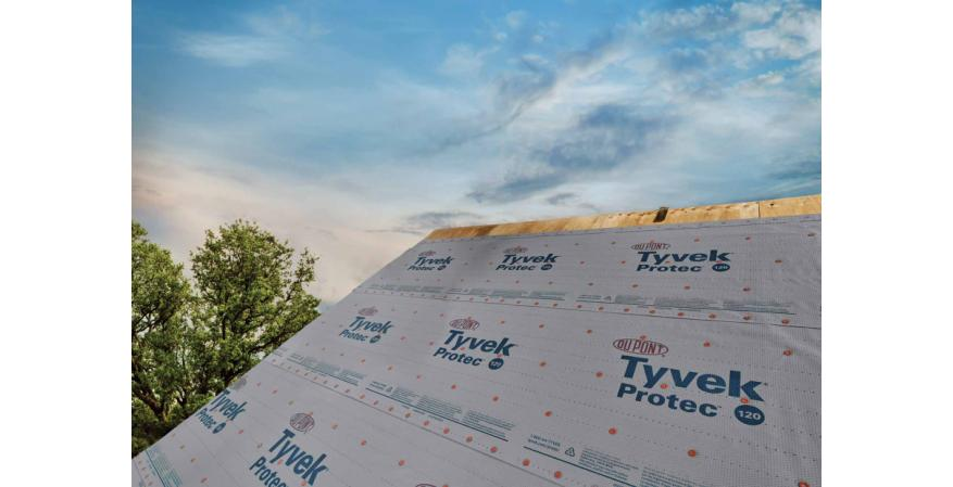 DuPont Protection Solutions has launched a new line of roofing underlayments that can be used as a secondary water barrier on steep-sloped roofs (2:12 or higher) under asphalt shingle, tile, metal, cedar, or slate.