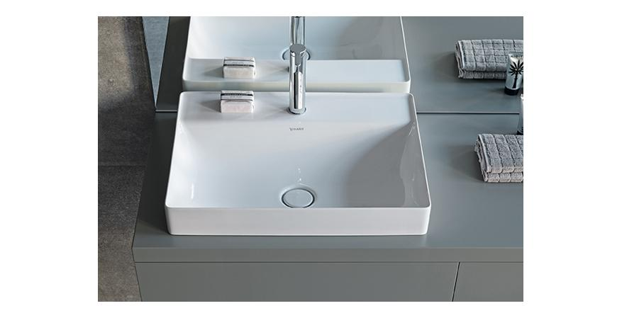 Duravit DuraSquare collection sink