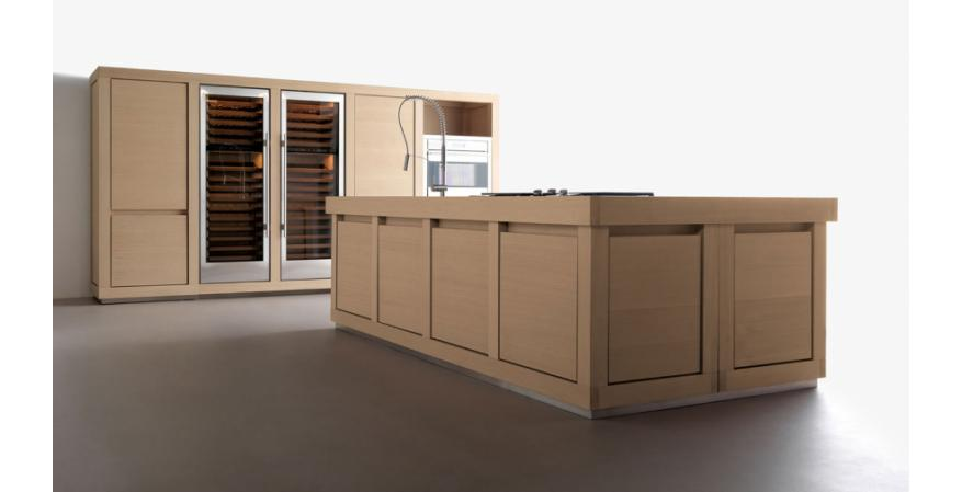Tan Cabinets From Effeti USA, One Of Several Cabinet Brands