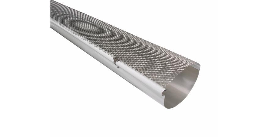 Guttersupply Half round aluminum gutters