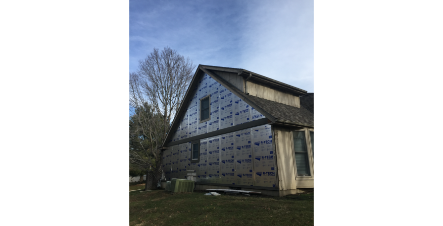 Insulfoam insulation