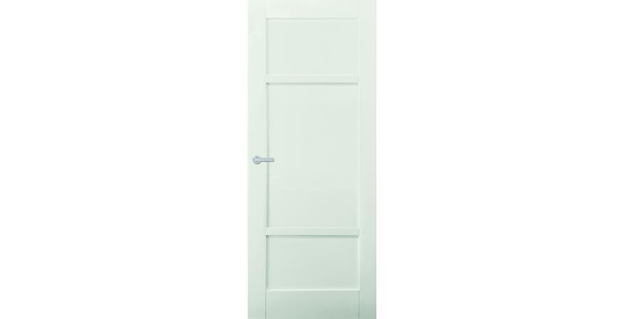 Jeld-Wen interior door in white