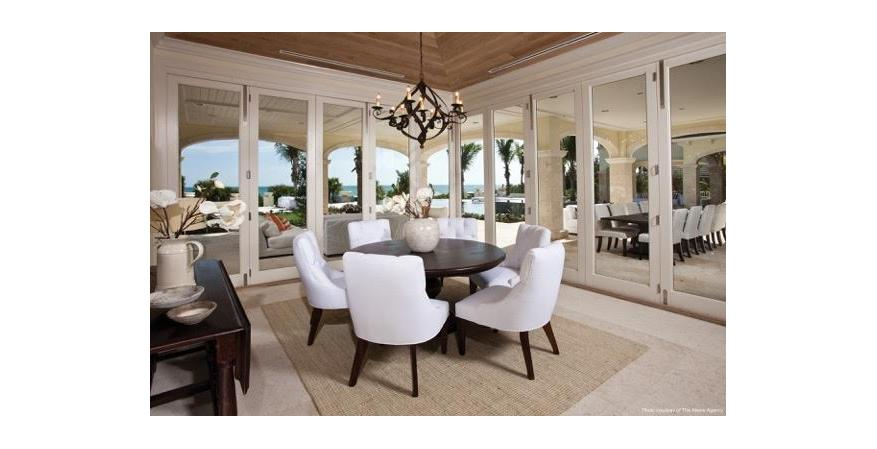 Kolbe windows and doors bi folding door