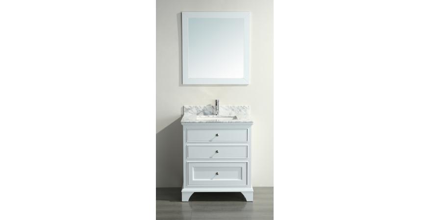 Lenova Vanity with mirror