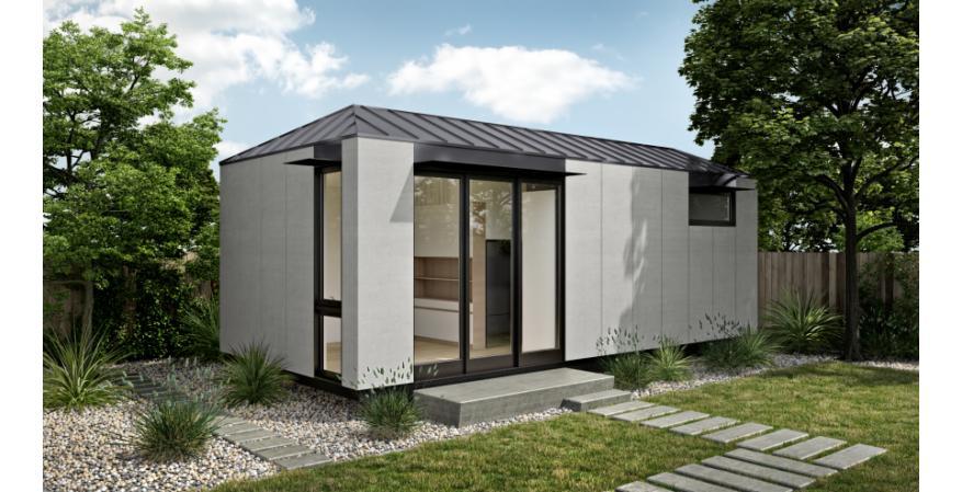 LivingHomes ADU exterior option