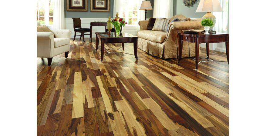 Lumber Liquidators Bellawood Matte Braziliam Pecan hardwood flooring