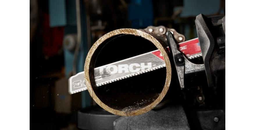Milwaukee Tool The Torch reciprocating saw with Carbide Teeth