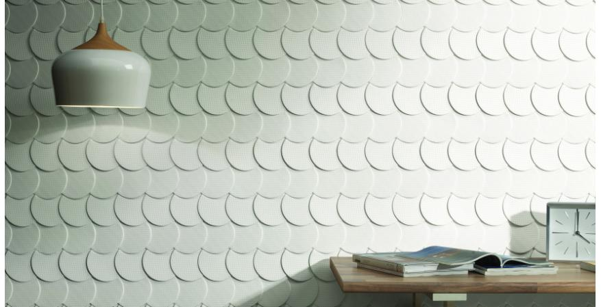 Natucer Art Escama ceramic wall tiles