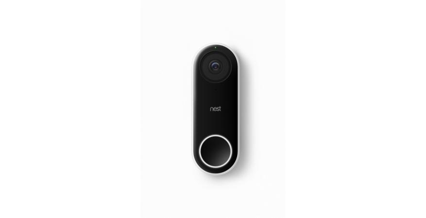 Nest Hello video doorbell