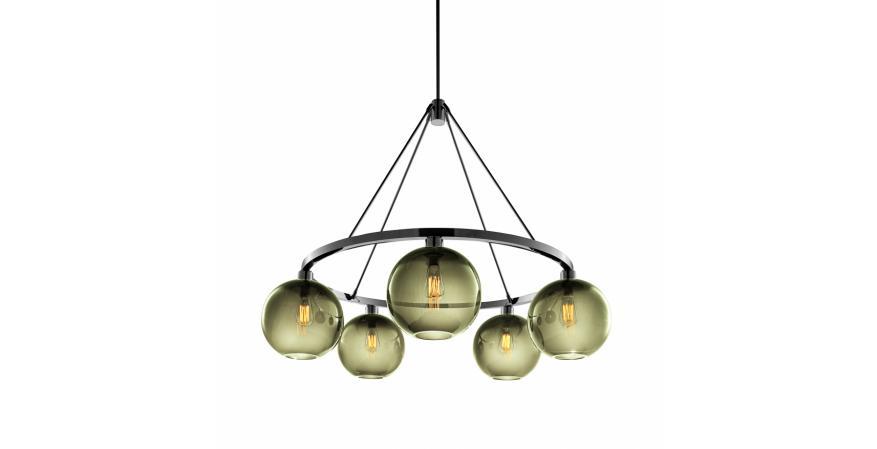 Nich Modern Sola 36 chandelier