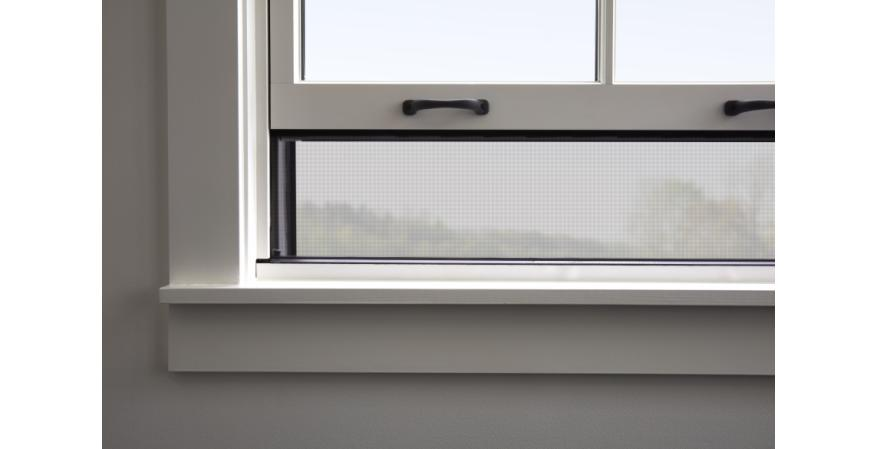 Pella Windows integrated rolscreen