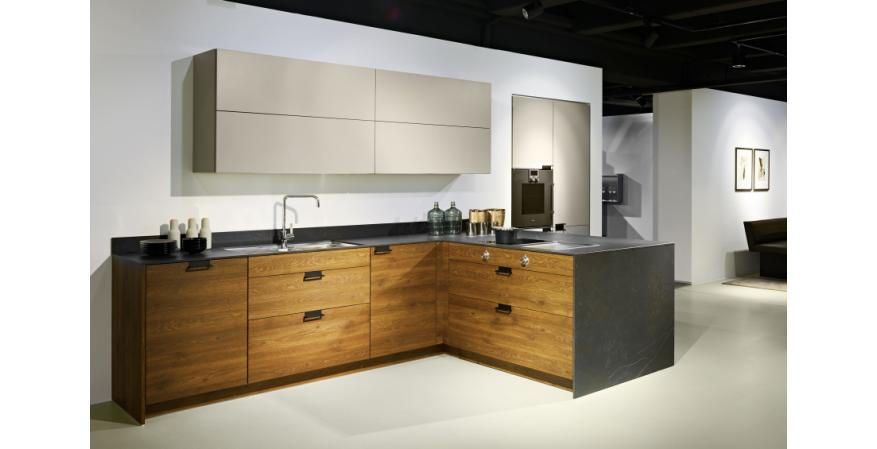 Wood Cabinets From Poggenpohl, One Of Several Cabinet Brands