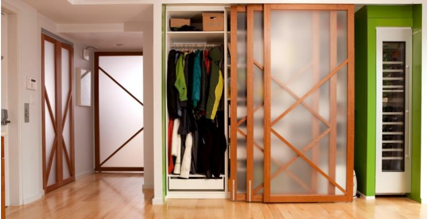 Raydoor offers a wide variety of ultra-hip aluminum and wood modern sliding or telescoping & Top 8 Interior Doors For Homes - Residential Products Online